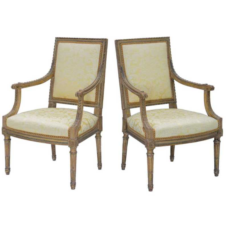 Pair of Early 19th Ce... by  French  - Masterpiece Online