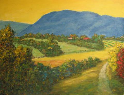 Land of Beauty by  Andres  Morillo - Masterpiece Online
