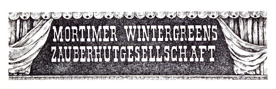 Mortimer Wintergreens by  Cornelia Funke - Masterpiece Online