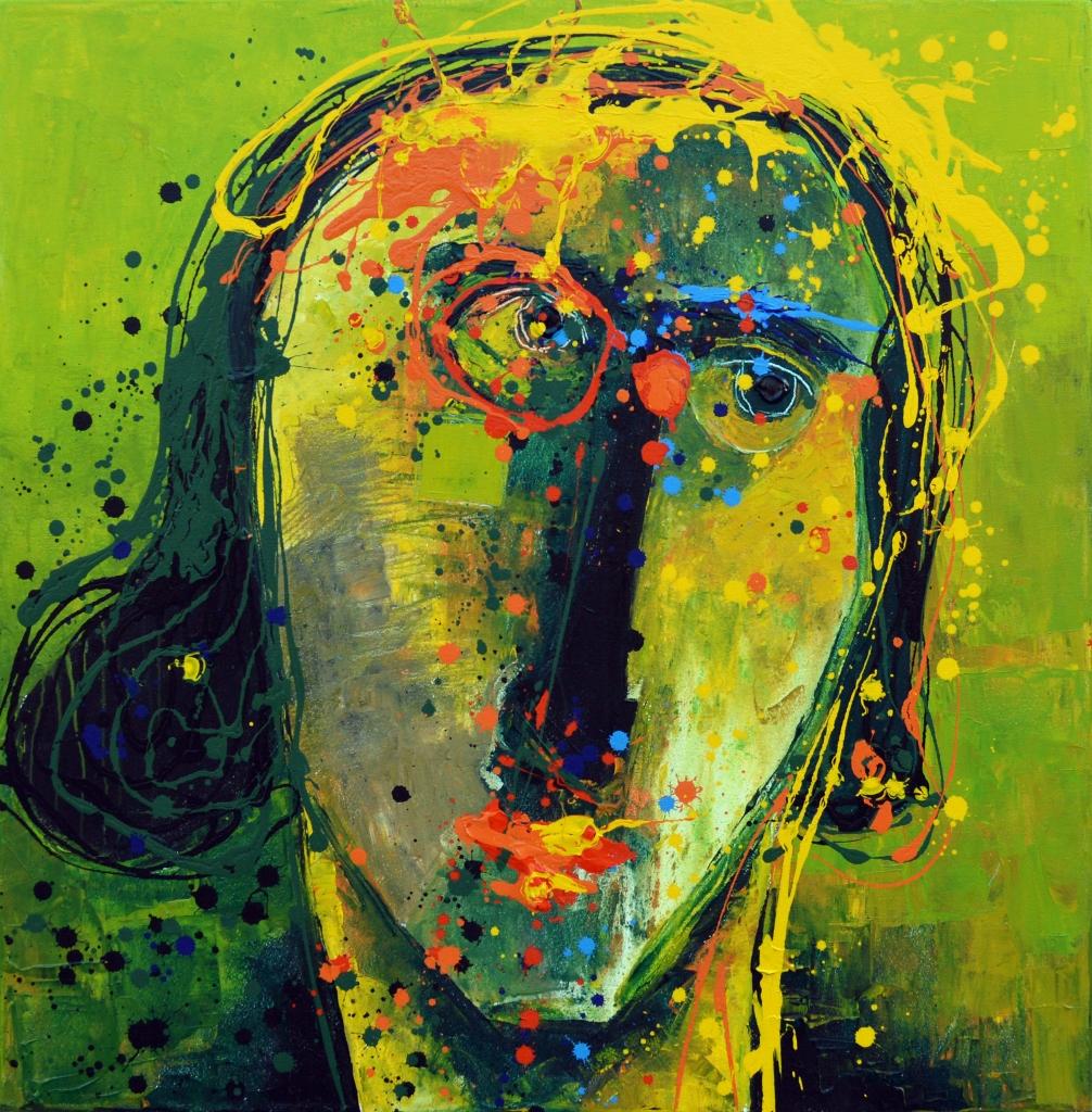 CABEZA X by Mr. VLADIMIR CORA - Masterpiece Online