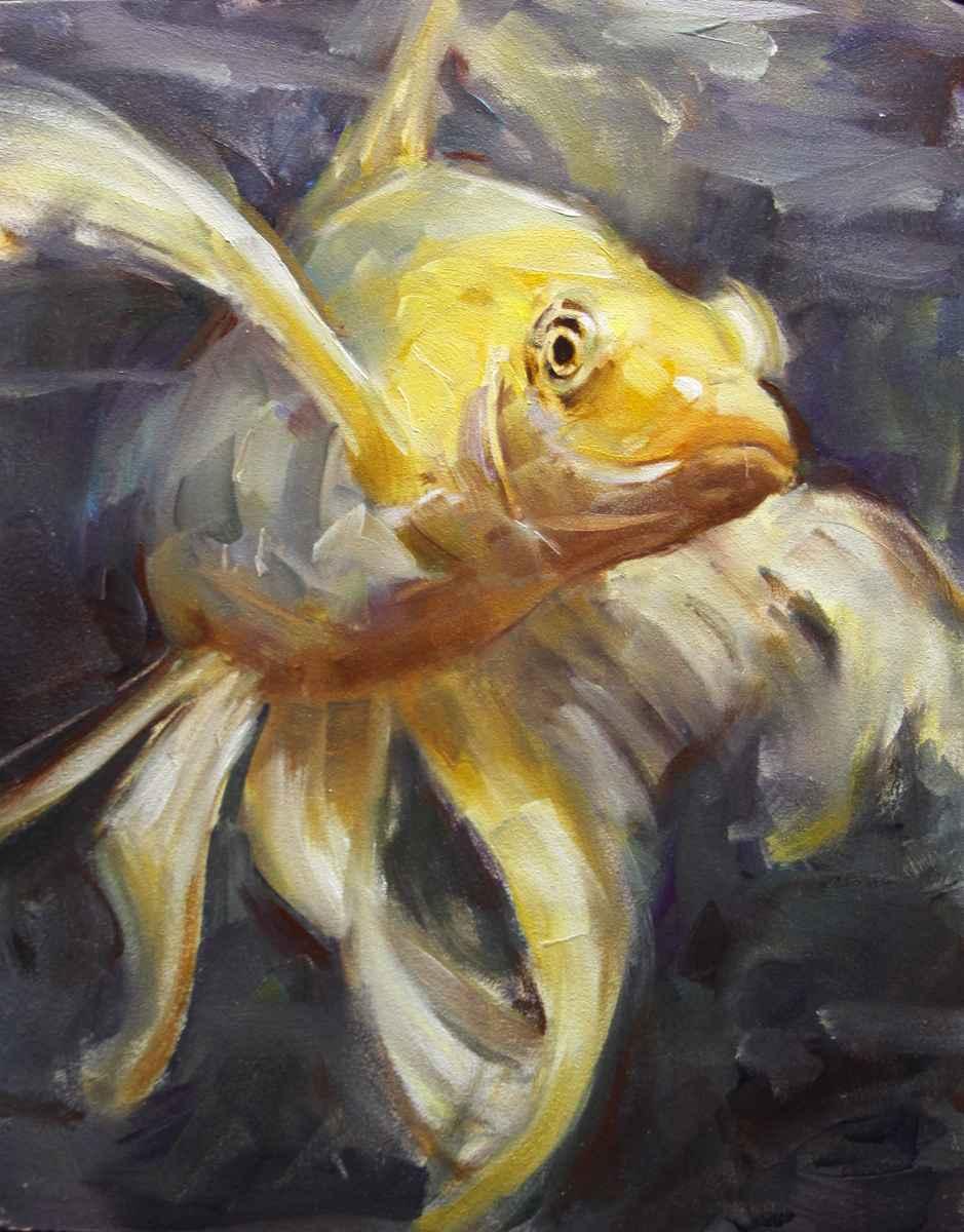 Goldie by Mr. Kevin Beilfuss - Masterpiece Online