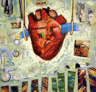 Heart  by  Joe Cepeda