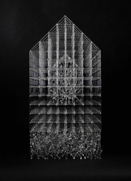Housed Barrier VII by  Eunsuh Choi - Masterpiece Online