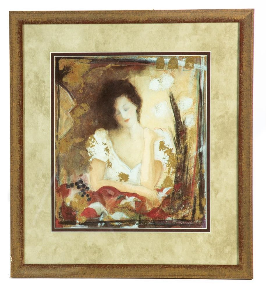 Florentine I by  Janet Treby - Masterpiece Online