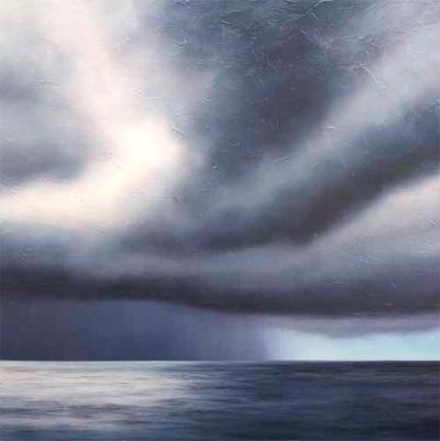 Atlantic Squall by  Ian Sheldon - Masterpiece Online