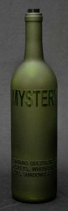 Poet's Bottle:  MYSTE...