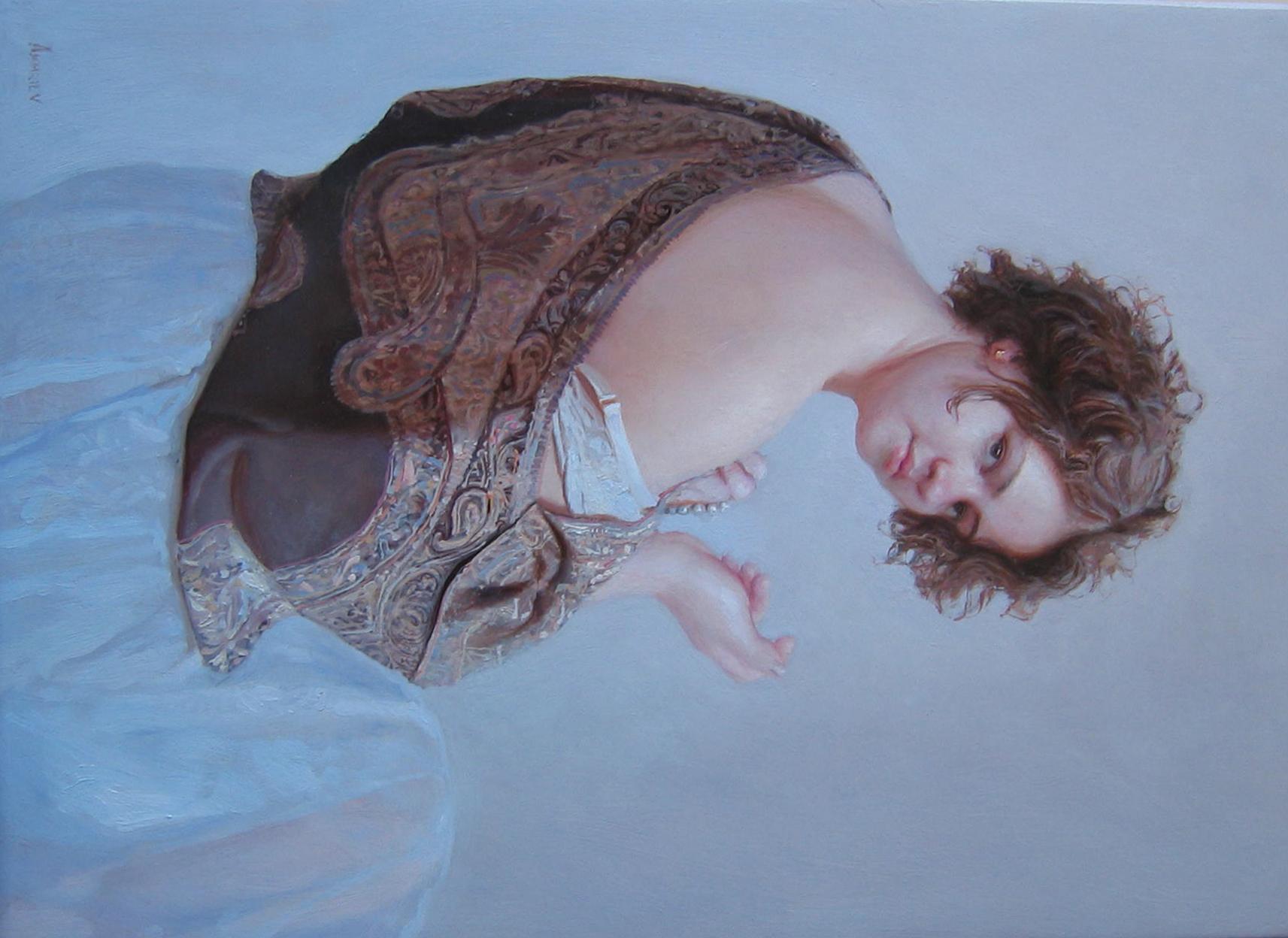 Kate Pearls ( Russia) by  Daud Akhriev - Masterpiece Online