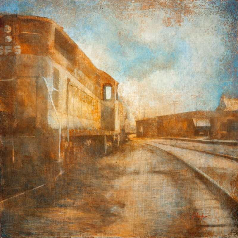 Santa Fe Southern by  Charlie Hunter - Masterpiece Online