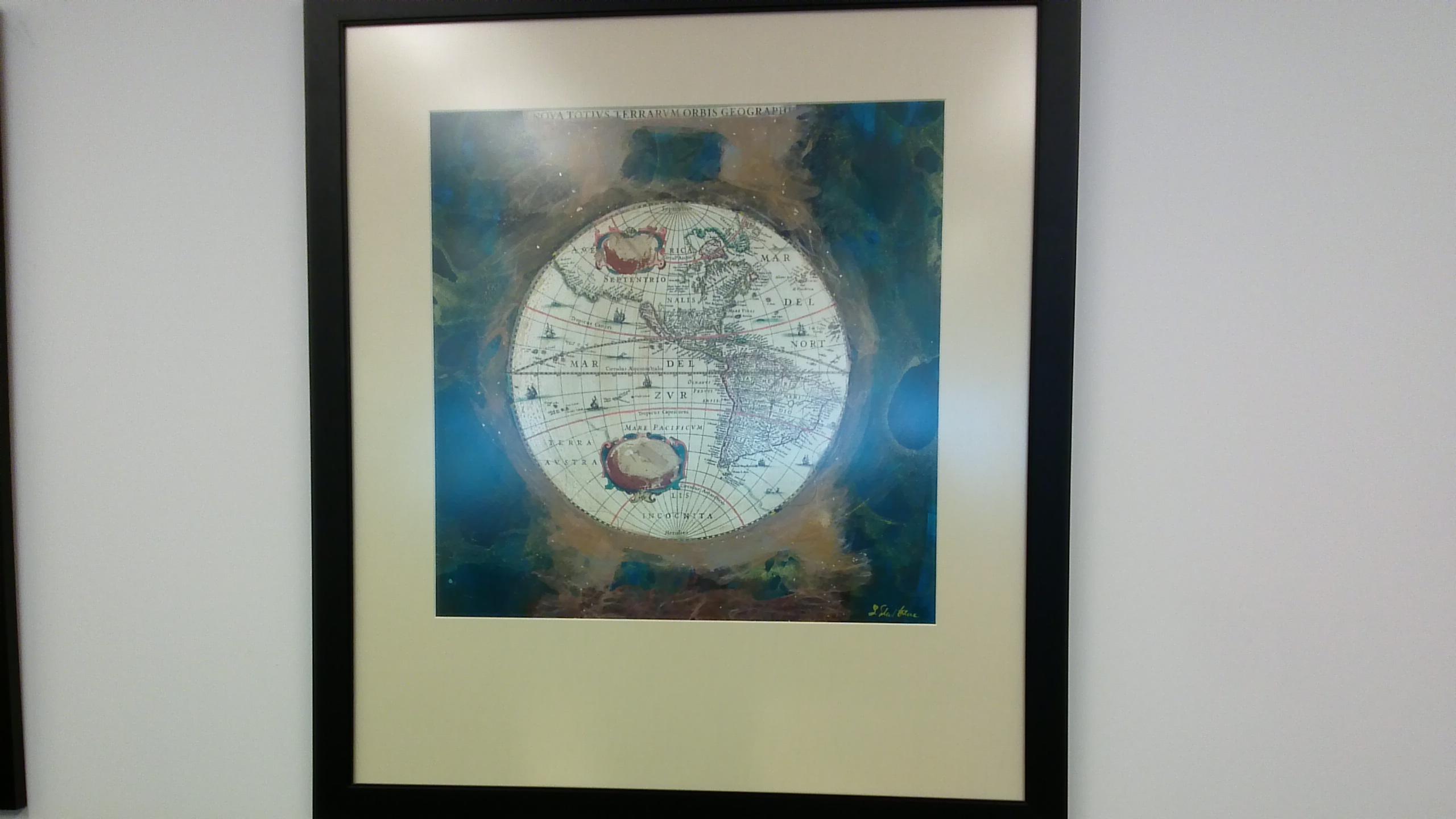 Southern Hemisphere by  J. Steel Blue - Masterpiece Online