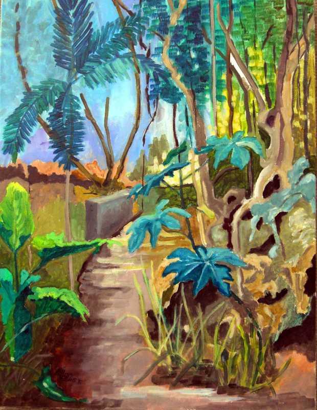Cherry Tree Hill II by  Eljodii eljodii - Masterpiece Online