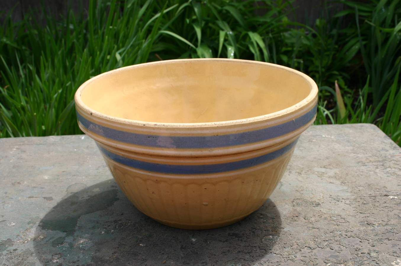 Banded earthenware Bo... by  Antiques  - Masterpiece Online