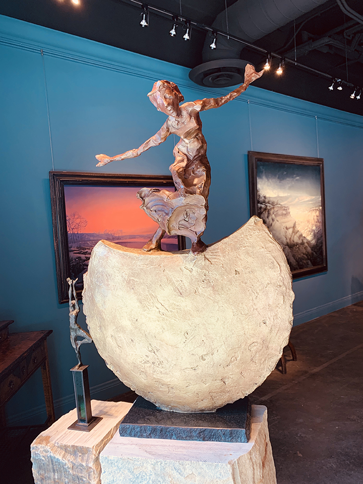 Eclipse (M) 3/17 by Ms. Jane DeDecker - Masterpiece Online