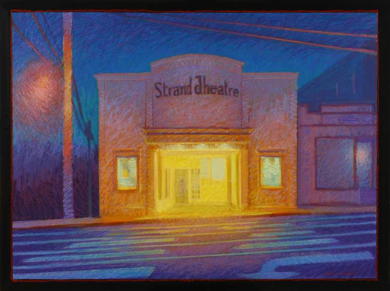 Strand Theatre, Oak B... by  Gigi Horr Liverant - Masterpiece Online