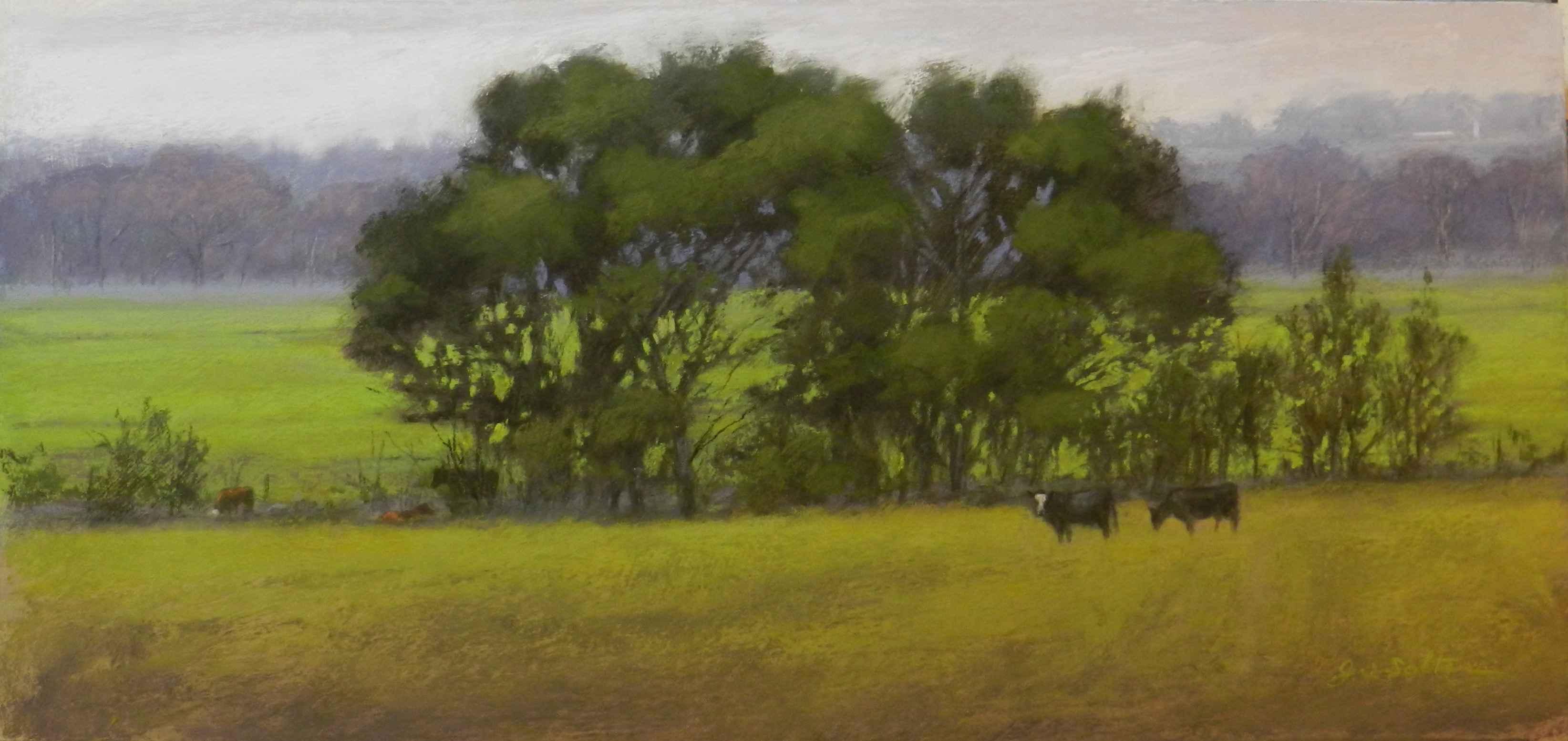 Verdant Pastures by Mrs. Jeri Salter - Masterpiece Online