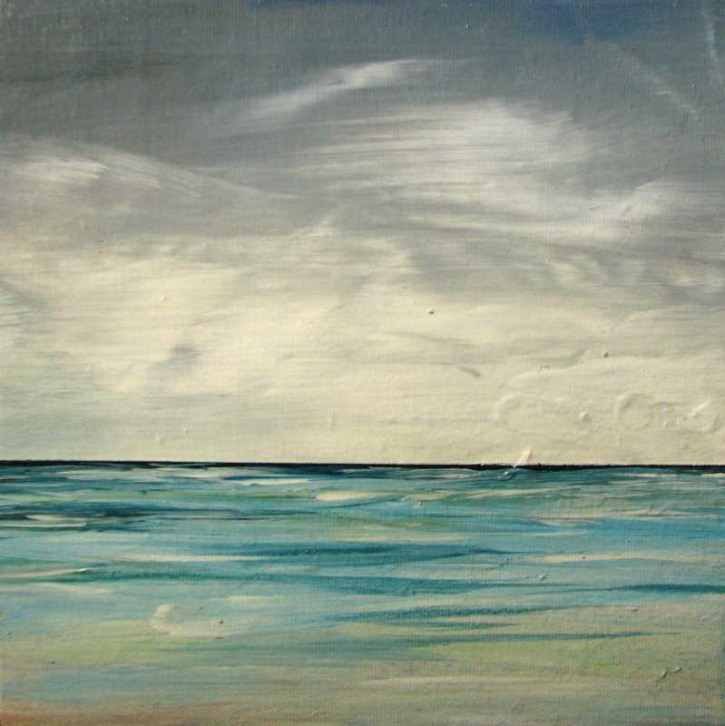 Pacific Blues 5 by  Curt Ginther - Masterpiece Online