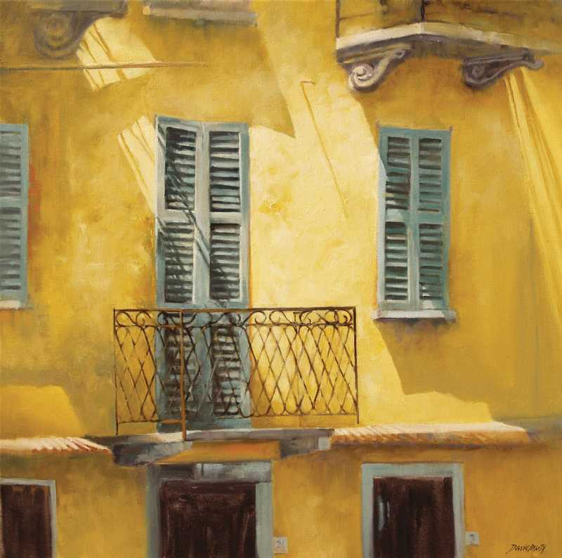 Afternoon Shadows by  David Marty - Masterpiece Online
