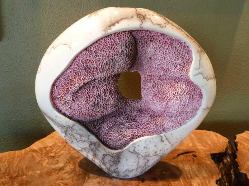 Coral Sculpture, short by  Jeff Margolin - Masterpiece Online