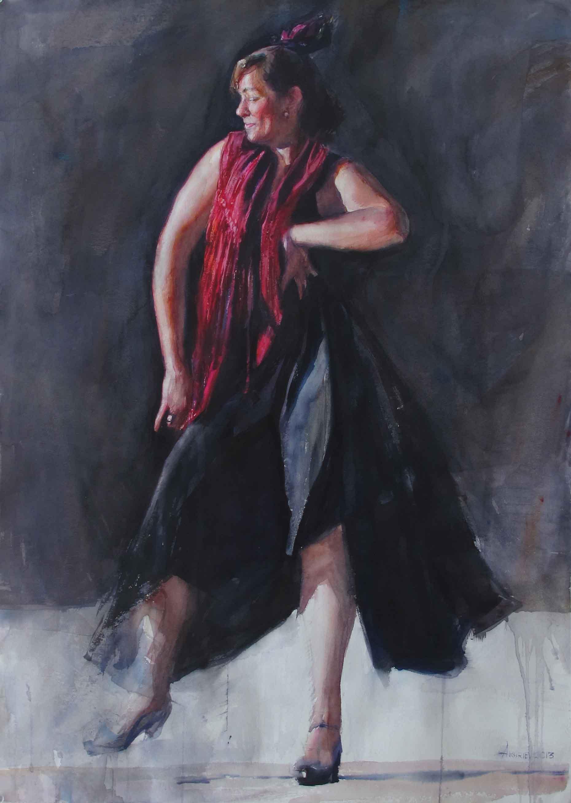 Marta Attitude by  Daud Akhriev - Masterpiece Online