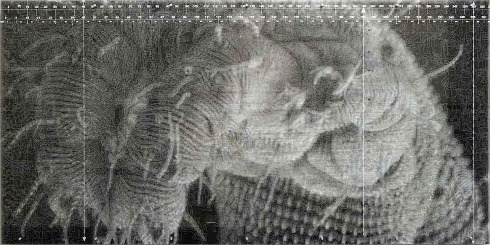 PS 13 (pretiscarida c... by  Guillermo Galindo - Masterpiece Online
