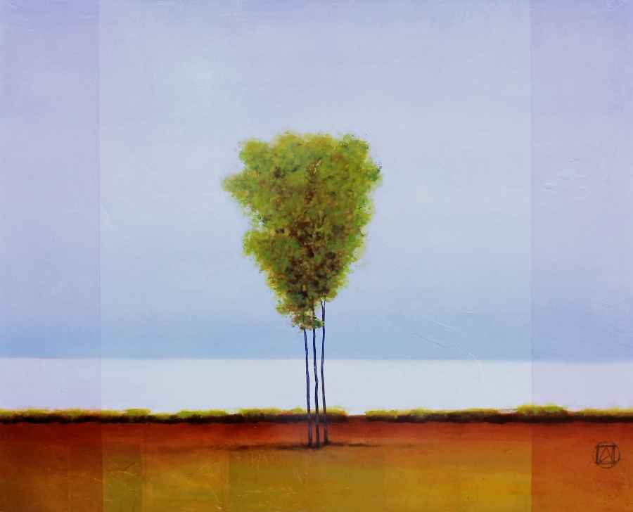 Together 43 x 50  by  Tal Walton