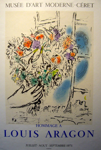 Exhibition - Hommage ... by  Marc Chagall - Masterpiece Online