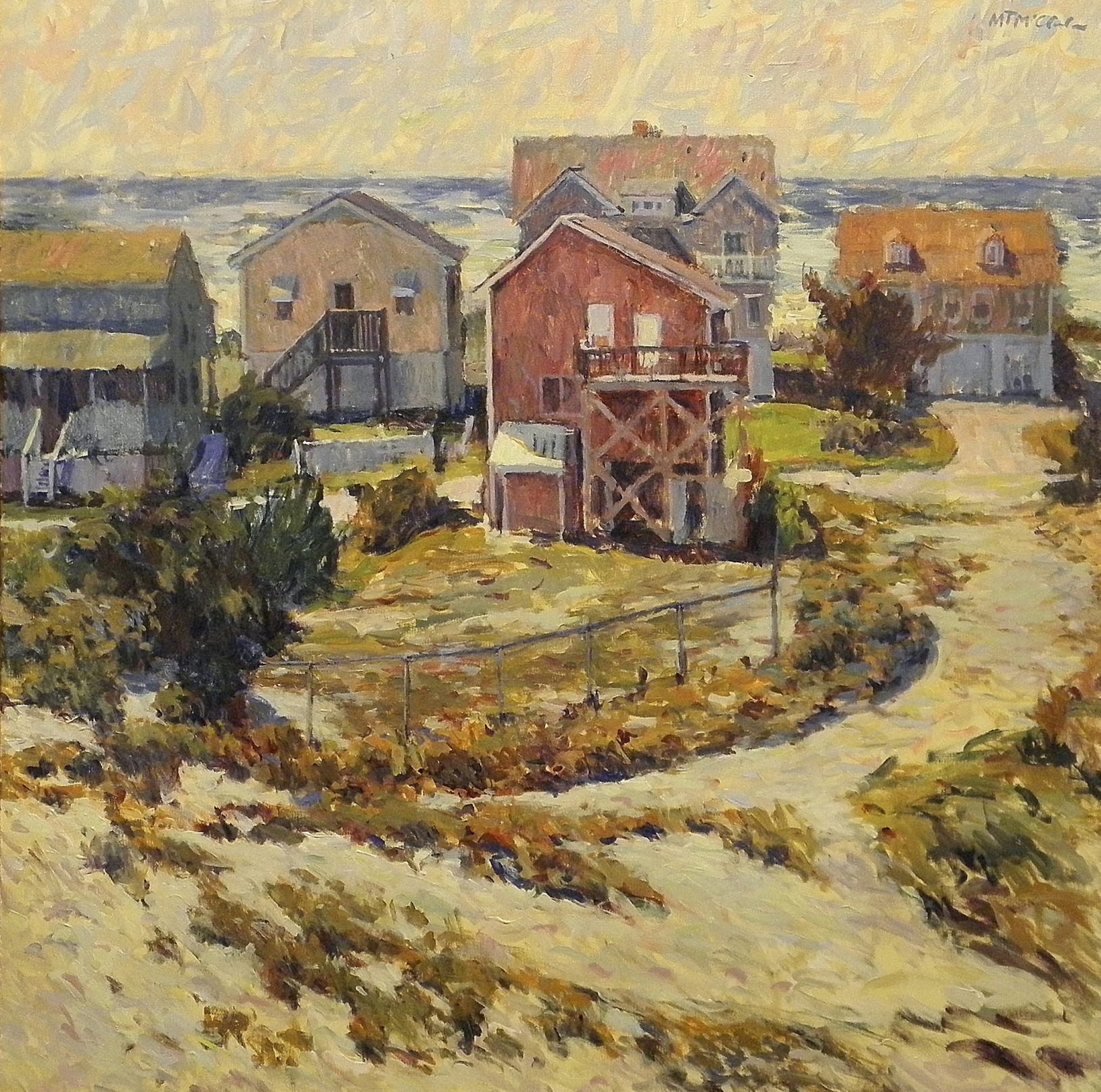 Crescent Path by  M.T. McClanahan - Masterpiece Online