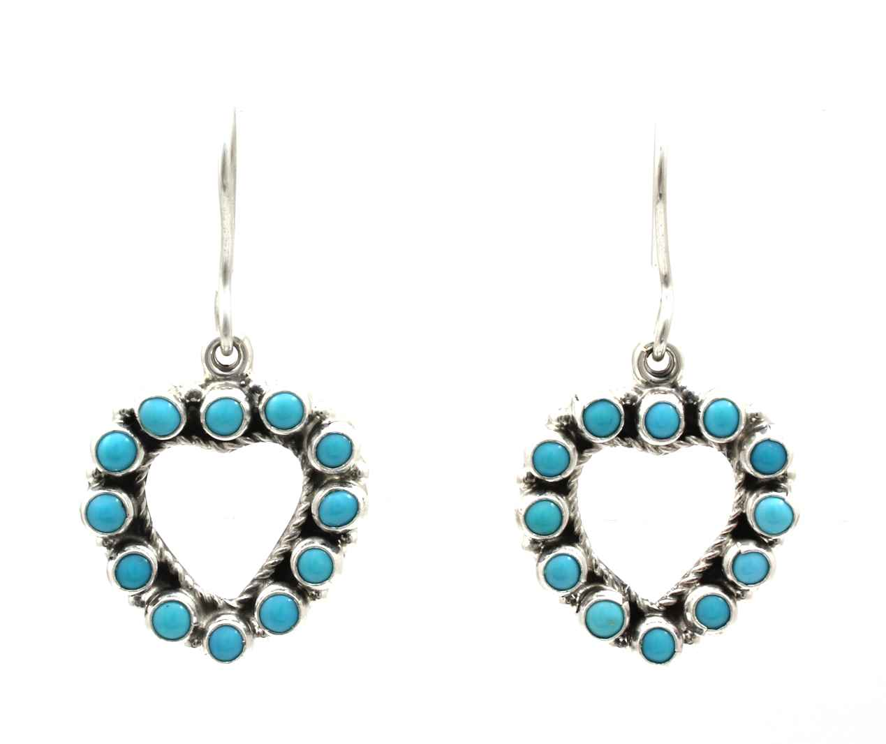 Small Turquoise Heart... by  Don Lucas - Masterpiece Online