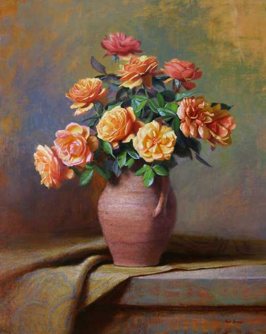 Summer Roses  by  Chris Thomas