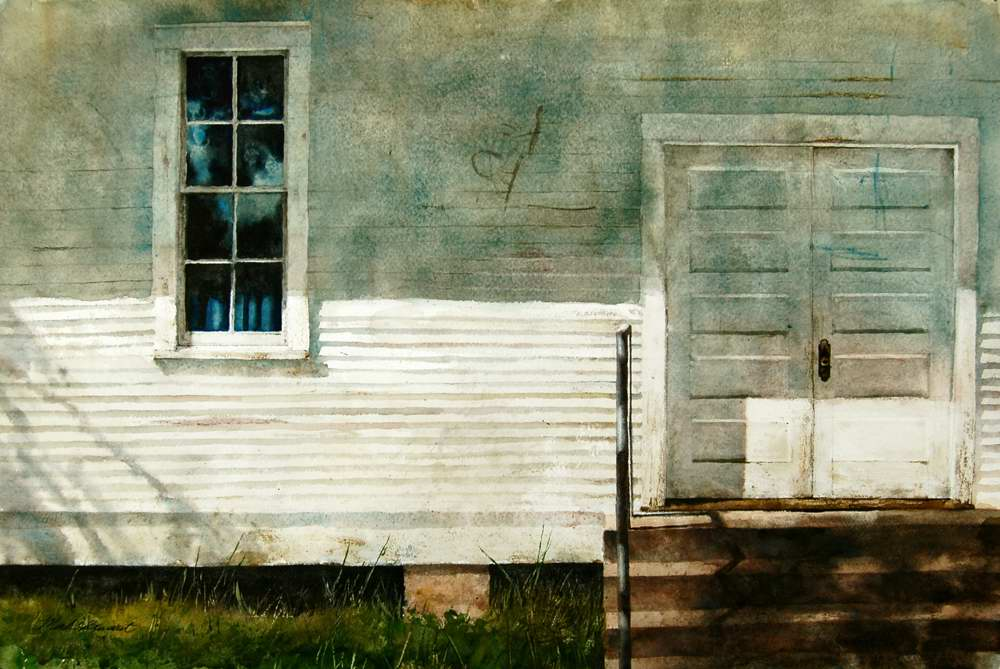 Side Door by Mr Mark Stewart - Masterpiece Online
