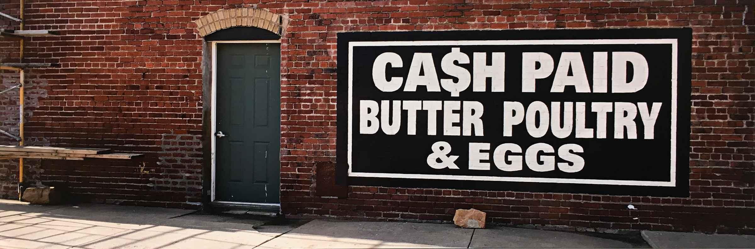 Cash Paid, Hoisington... by  George Jerkovich - Masterpiece Online