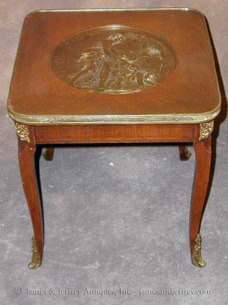 Accent Table by  French  - Masterpiece Online