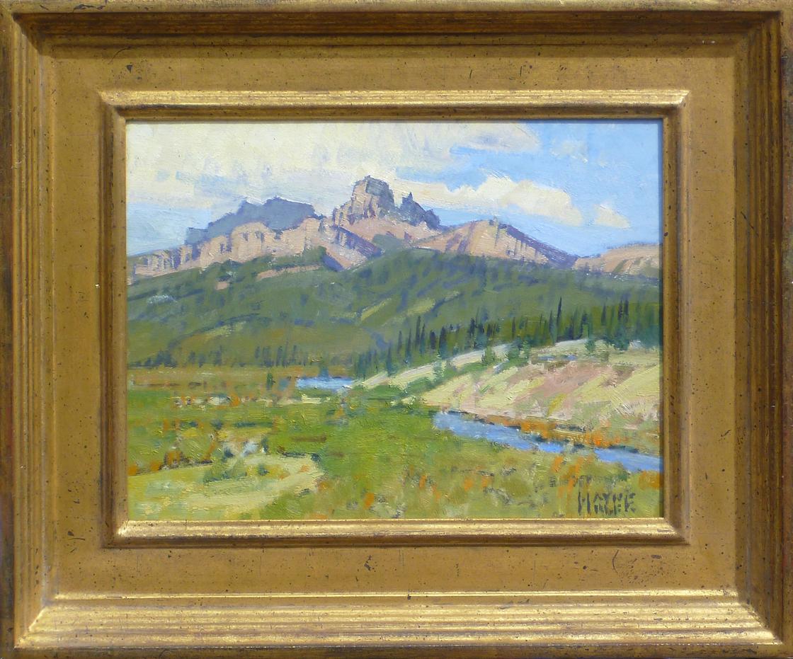 Near Ohio Creek by Mr. Wayne Wolfe - Masterpiece Online