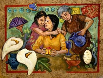 Mothers Day Celebrati... by  Susan Guevara - Masterpiece Online