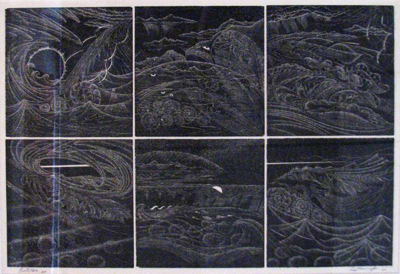 Eclipse by  Jeera Rattanangkoon - Masterpiece Online