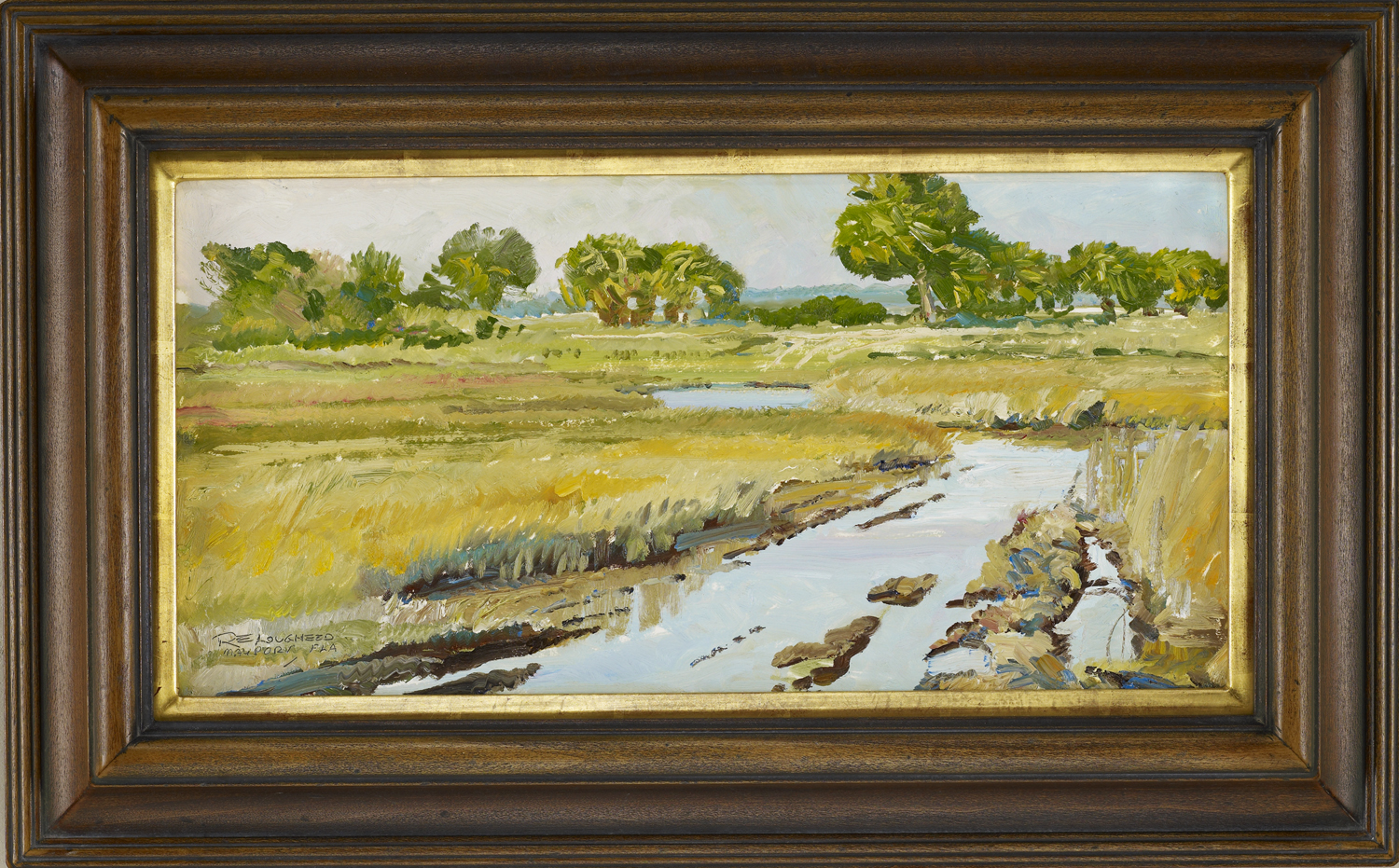 Mayport, Florida by  Robert Lougheed - Masterpiece Online