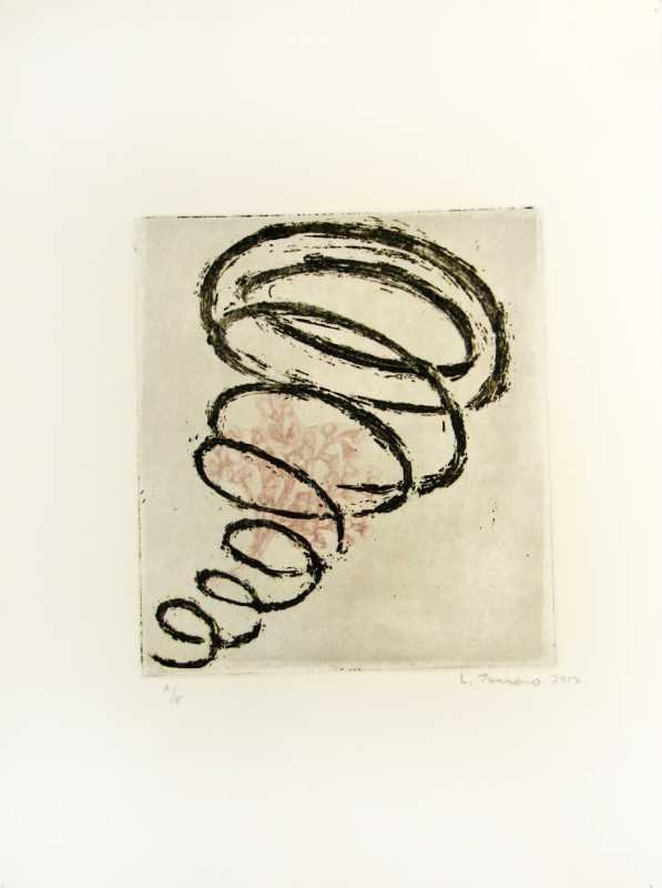 Etching D by  Lonny Tomono - Masterpiece Online