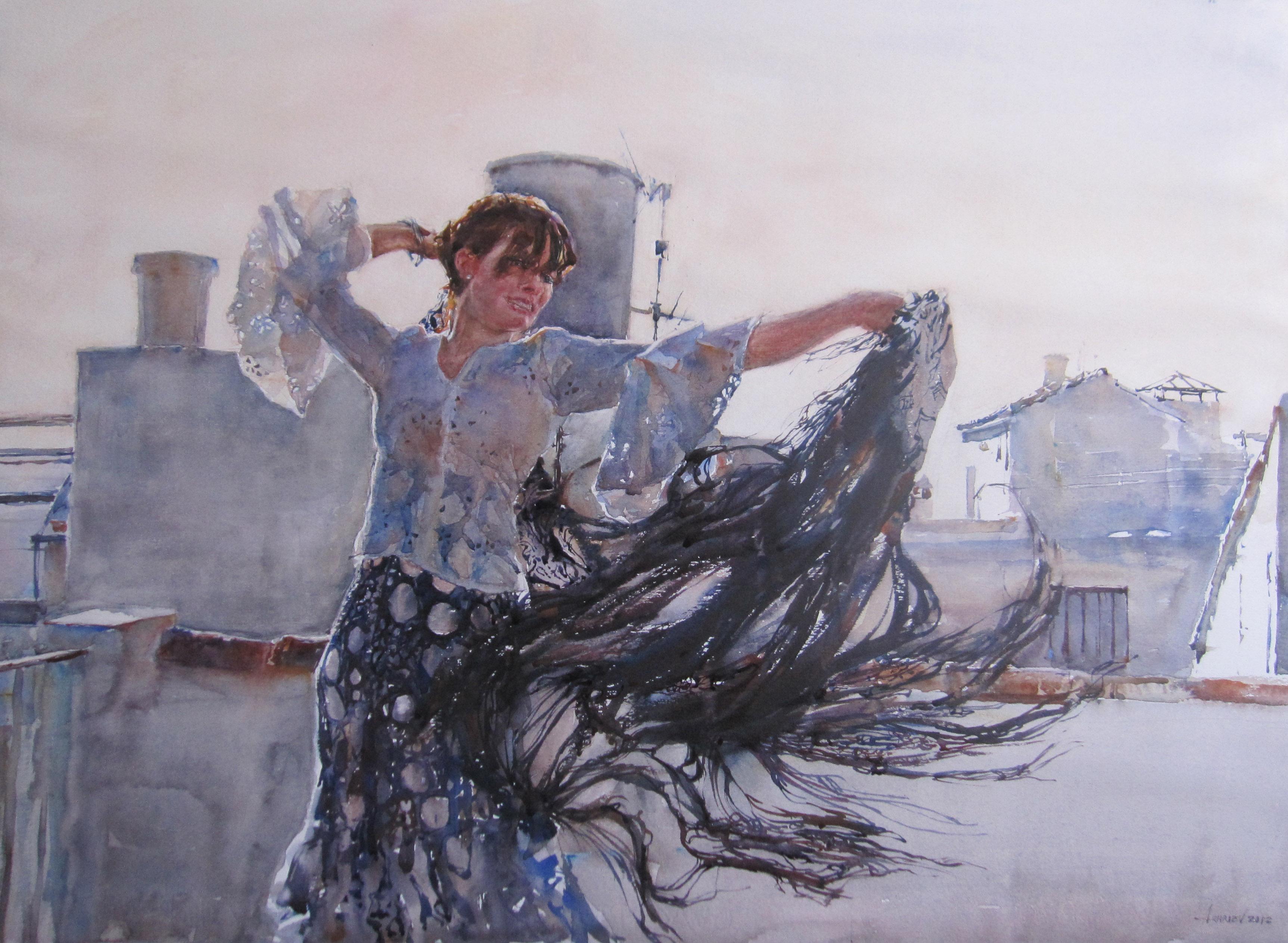 Marta: Manton by  Daud Akhriev - Masterpiece Online