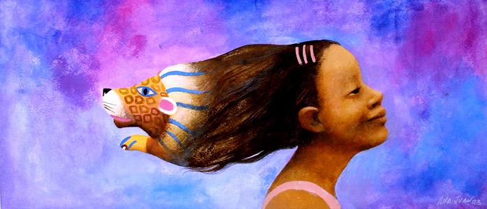 Naomi Leon by  Ana Juan - Masterpiece Online