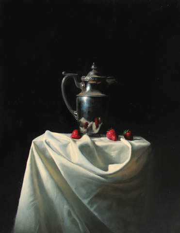 Reflections by  Alexei Antonov - Masterpiece Online