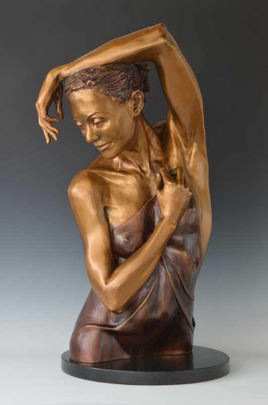 Apres le Bain 1/25 by  David Varnau - Masterpiece Online