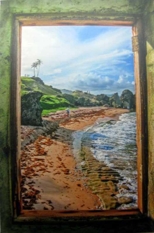 From  My  Door by Mr. Ahmad Rasheed Boodhoo - Masterpiece Online
