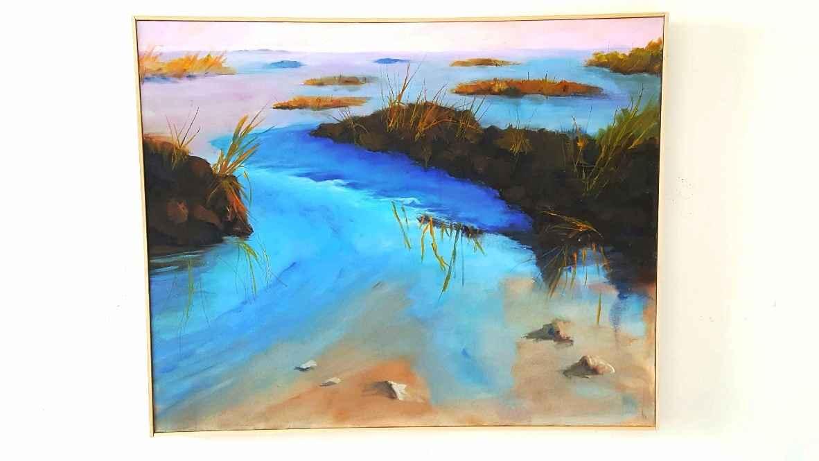 Tidal Pool  by  Diane Rose