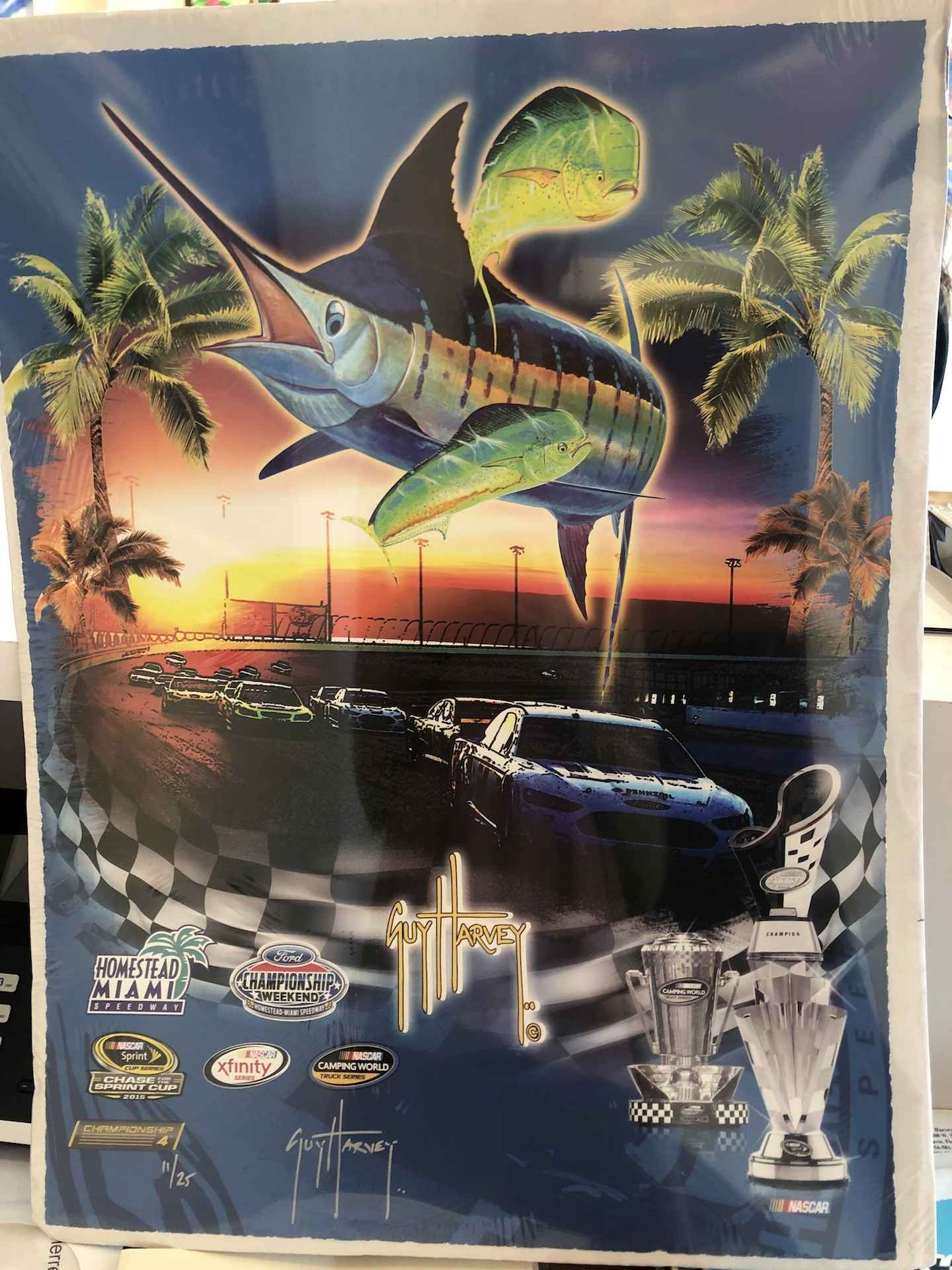 Signed/Numbered Print by  Guy Harvey - Masterpiece Online