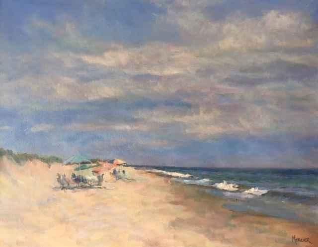 Summer Sunday by  Meg Mercier - Masterpiece Online