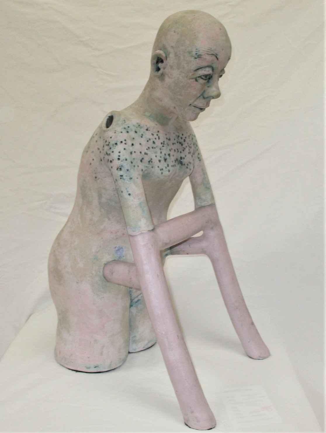 Untitled ( Figure) by  Kicki Masthem - Masterpiece Online