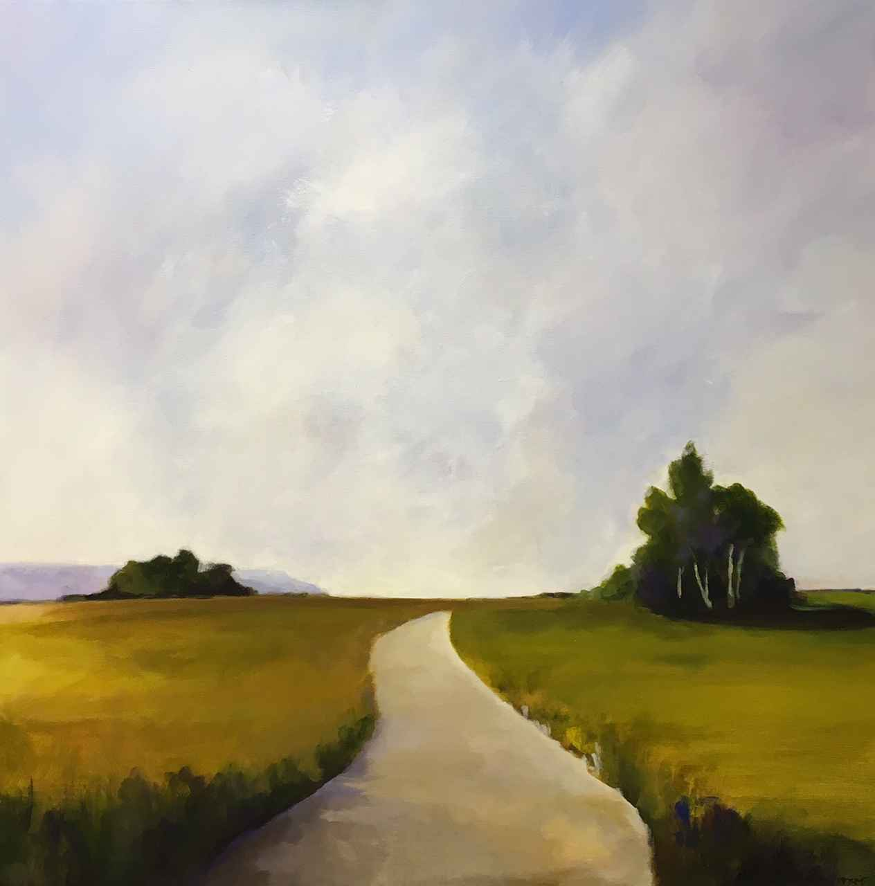 A Touch of Blue by Mr John Adams - Masterpiece Online