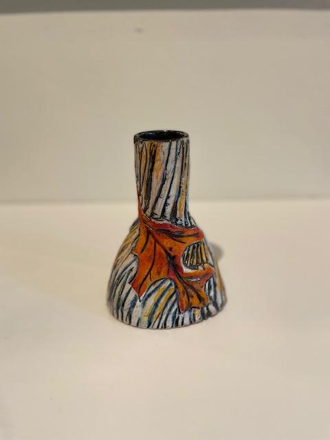 Oak Oval Bottle