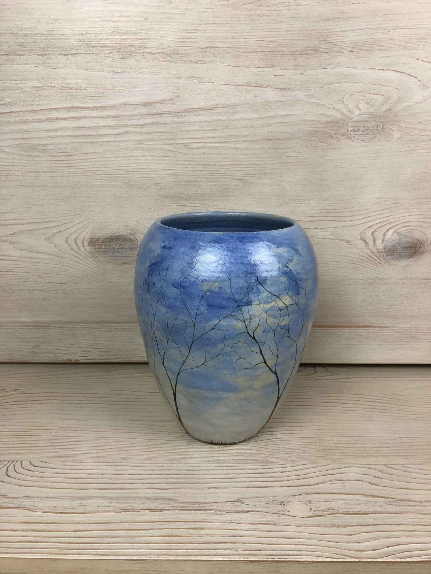 January  Vase 2