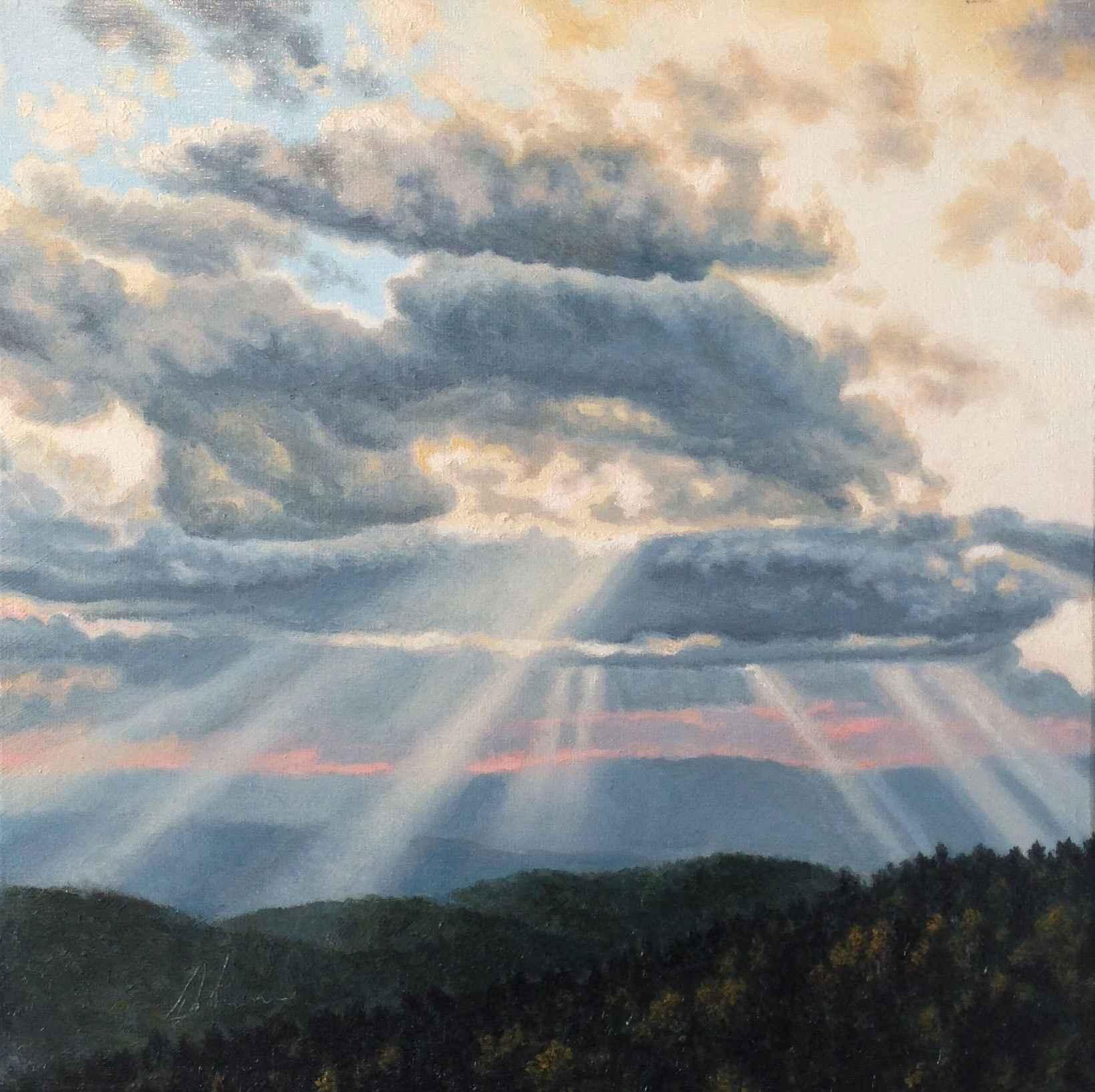 Sunburst by  John DeFrance - Masterpiece Online