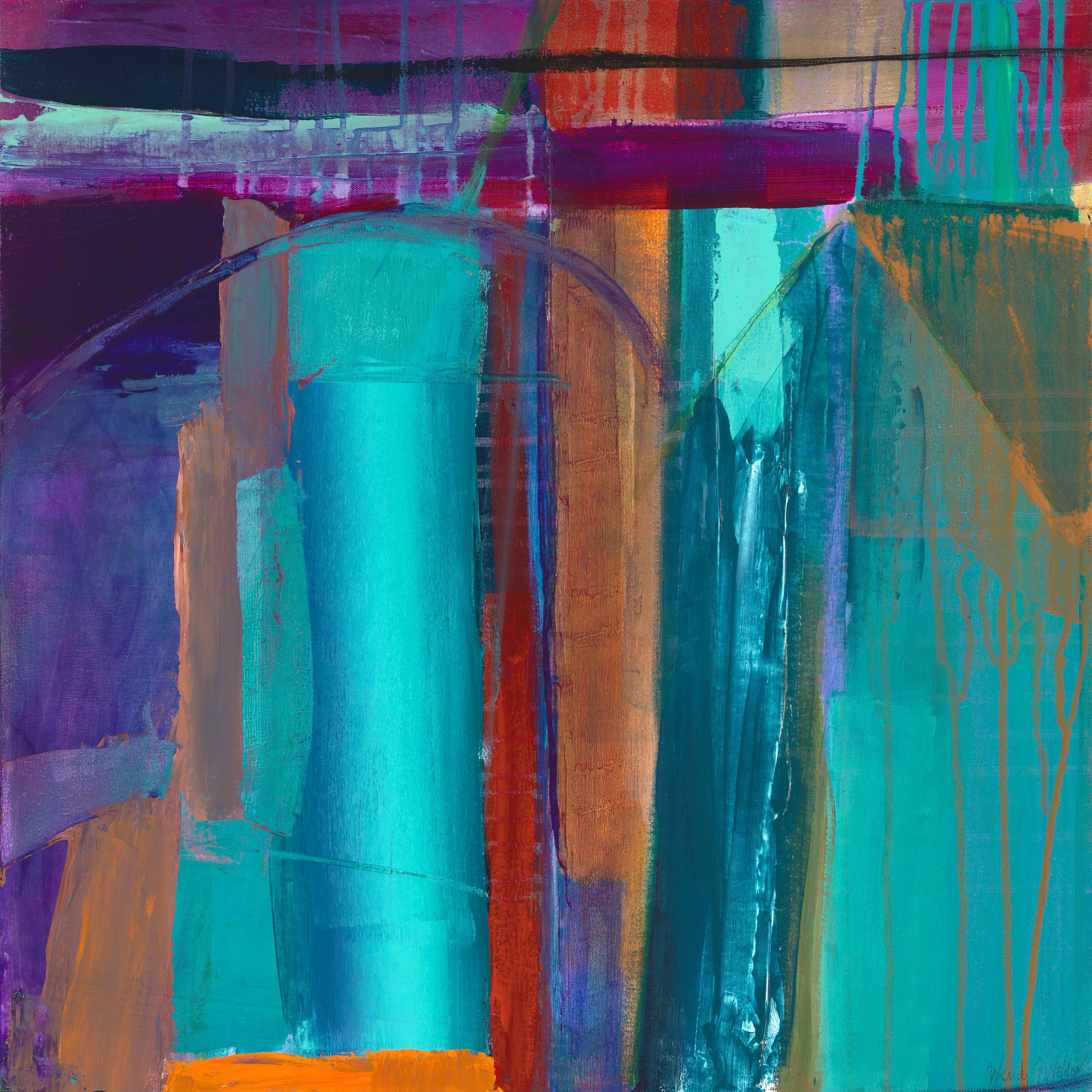 Upbeat by  Wendy Weldon - Masterpiece Online